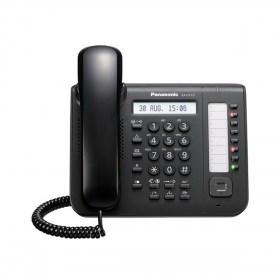 Ψηφιακή τηλεφωνική συσκευή 8 πλήκτρων (Μαύρη)